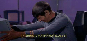 crying spock