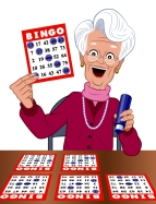 Bingo Player cartoon